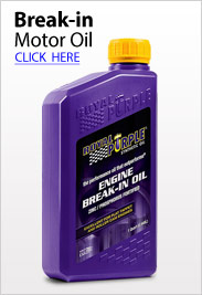 Break-in Motor Oil