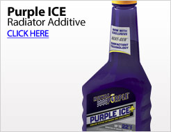 Purple ICE Coolant Additive