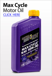Max Cycle Motor Oil