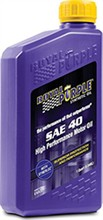 Royal Purple API Licensed Motor Oil royal purple api sae 40