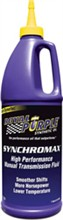 Royal Purple Synchromax Manual Transmission Oil royal purple 01512