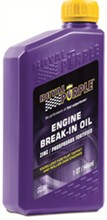 Royal Purple Break in Motor Oil royal purple 11487
