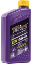 Royal Purple XPR Extreme Performance Racing Oil royal purple xpr 5w 20