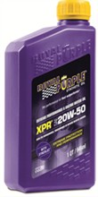 Royal Purple XPR Extreme Performance Racing Oil royal purple xpr 20w 50