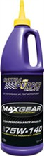 Royal Purple 75W 140 Oil royal purple maxgear 75w 140